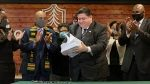 Pritzker says fighting crime requires more programs, expects changes to police bill he signed
