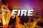 Waltonville firefighter injured battling blaze that destroyed Bonnie home