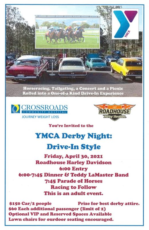 Derby Night: Drive-In Style