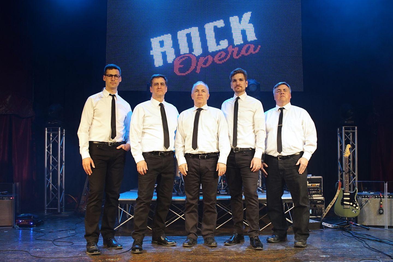 The Rock Opera Band – Granada Theatre Mt.Vernon
