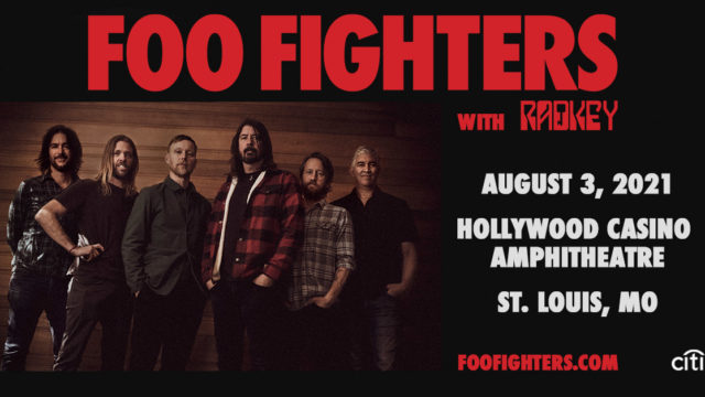 Foo Fighters @ Hollywood Casino Amphitheatre St. Louis