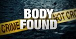 DEAD BODY FOUND AT DEMOLISHED MOTEL MARION