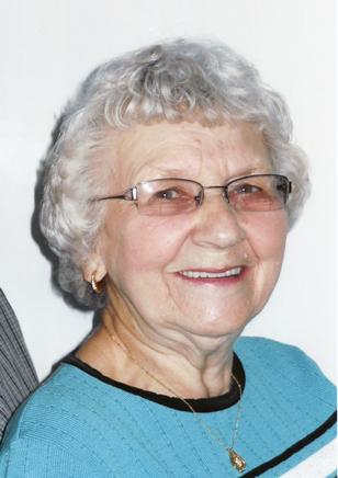 Edith Marie Haas