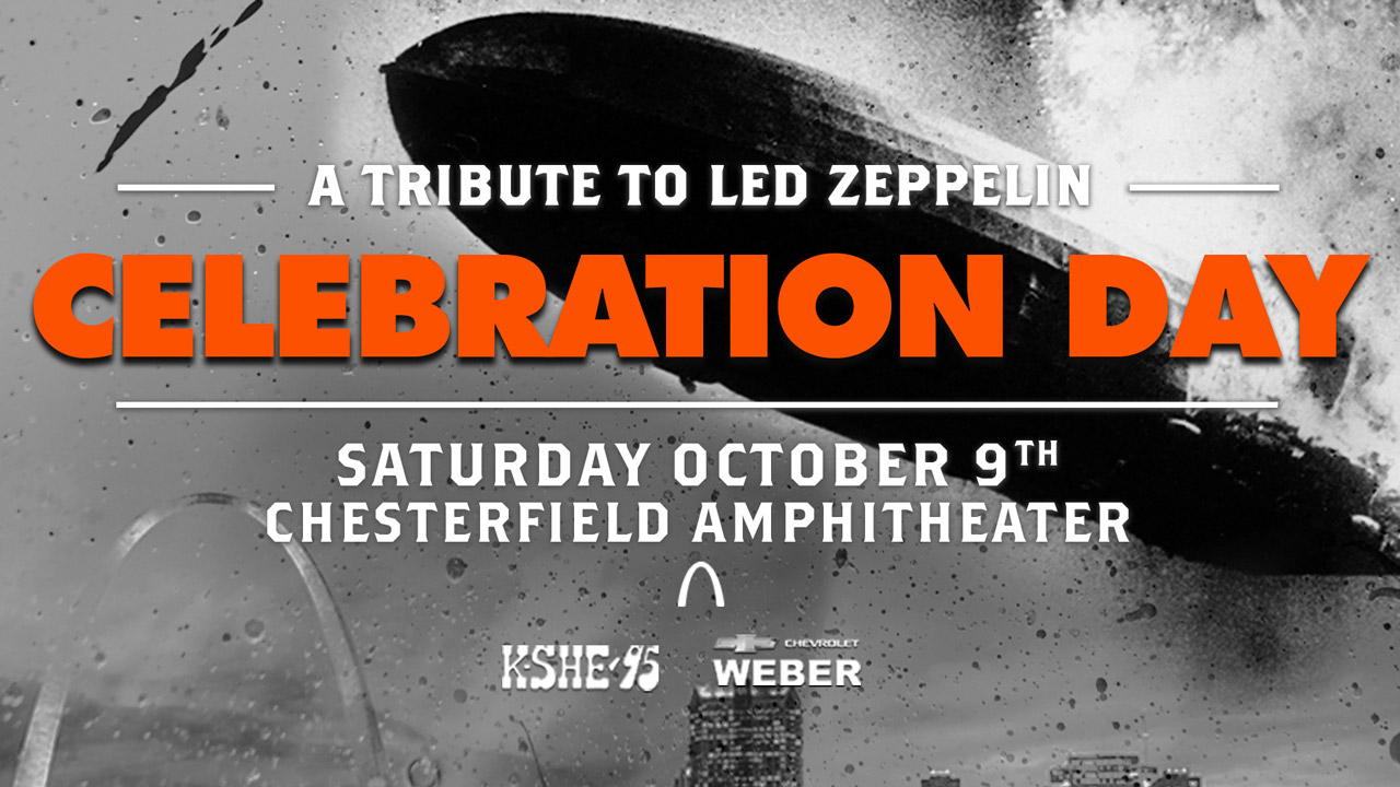 Celebration Day – A Tribute to Led Zeppelin