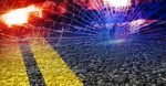 Fiery Crash on I-57 Wednesday near Kinmundy sends one to hospital