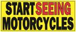 Still be alert for motorcycles