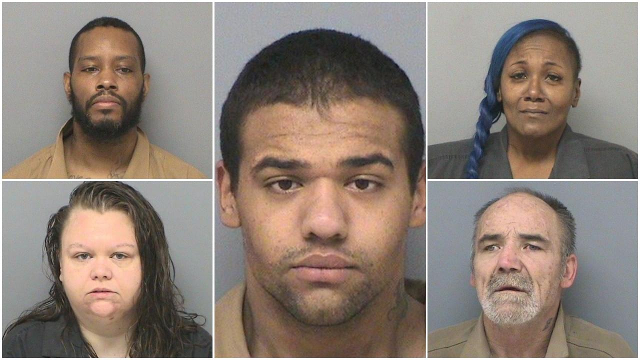 Five Arrested After Drug Search Warrants Executed at Two Mt. Vernon Homes