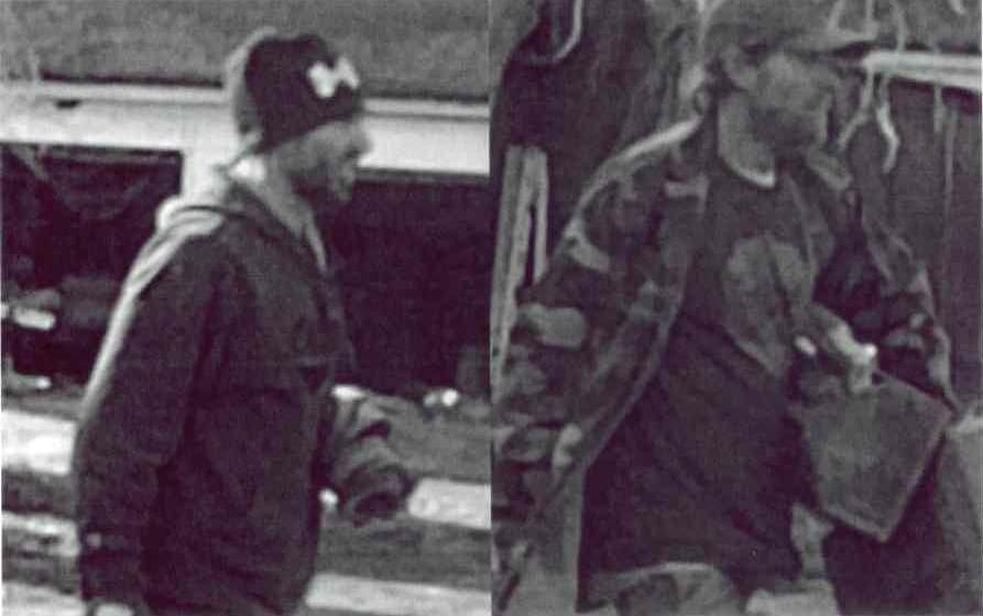 Suspect Identities from Vergennes Burglary Needed by Sheriff's Office