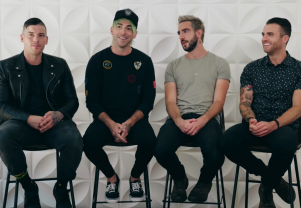 All Time Low Announce Details for New Album, 'Wake Up Sunshine'