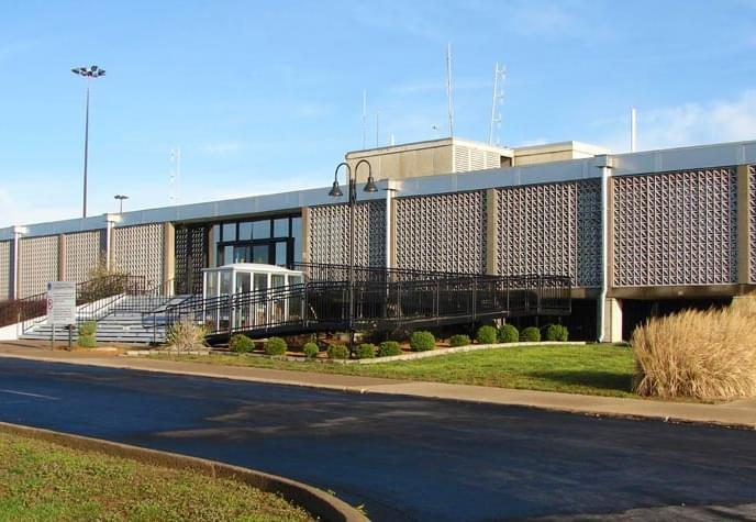 Inmate at Federal Prison in Marion Dies of COVID-19