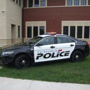 Carbondale Police Department Designates South Parking Lot as Safe Exchange Zone