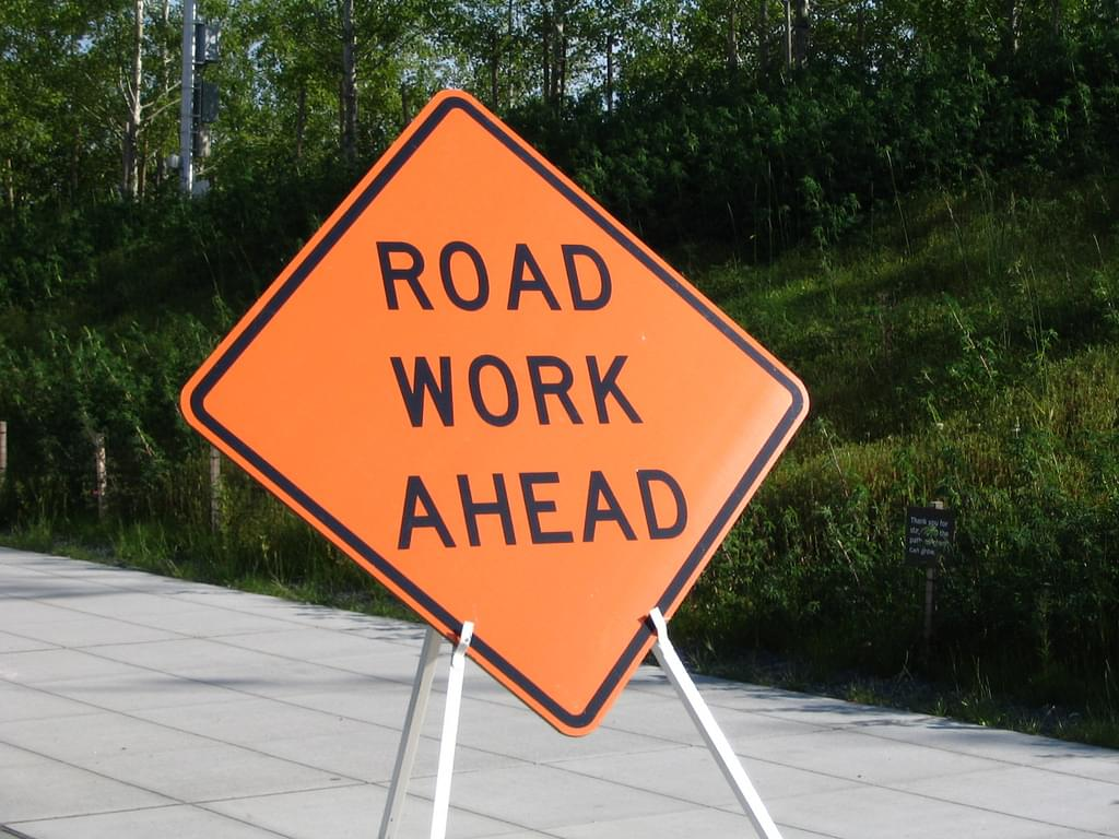 I-64 to Have Lane Restrictions Near Jefferson County Line