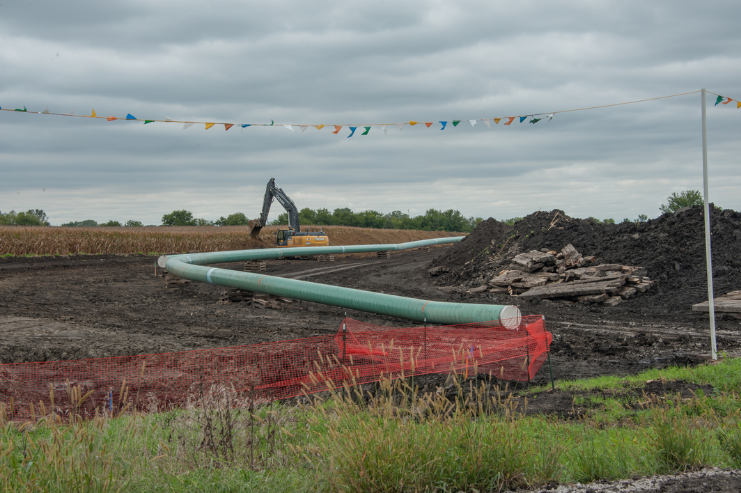 Hearing to Determine Fate of Dakota Access Pipeline Permit