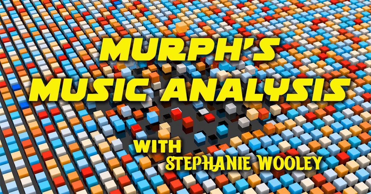 Murph's Music Analysis