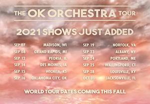 AJR Announce 2021 Tour Dates
