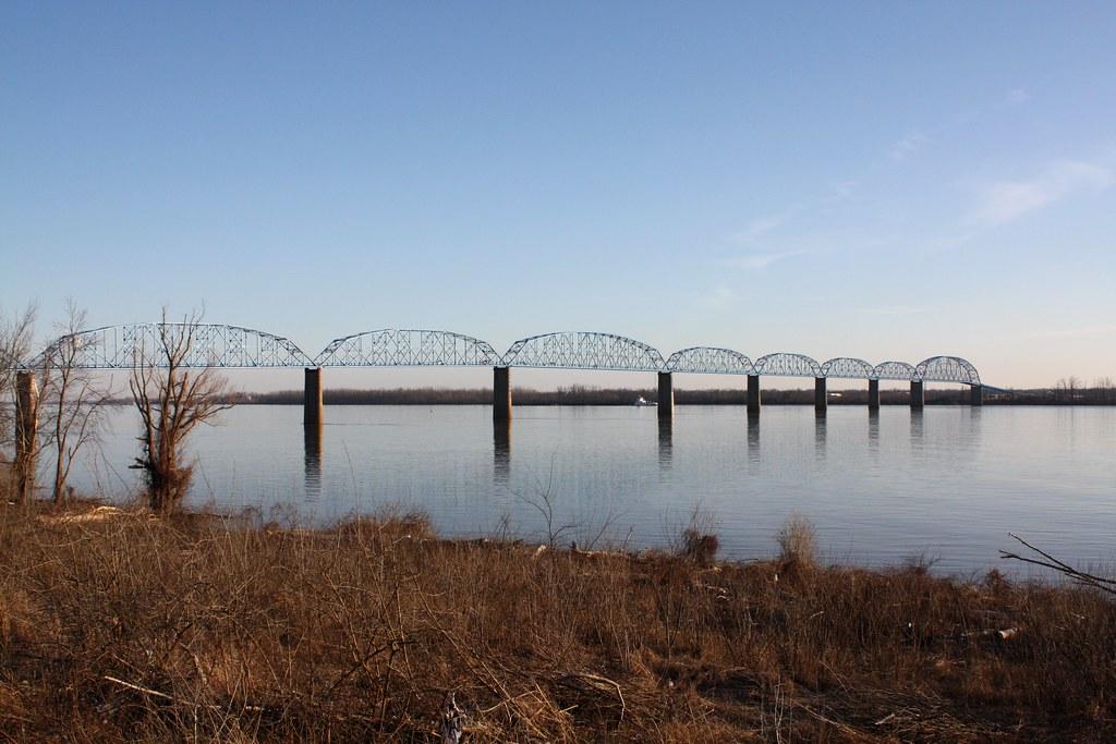 Brookport Bridge to Temporarily Close for Repairs