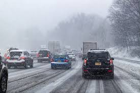 ISP Offers Winter Weather Driving Advice