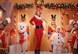 Mariah Carey- All I Want for Christmas Is You