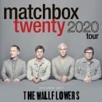 Matchbox Twenty – Rescheduled