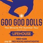 GOO GOO DOLLS – Postponed