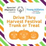Young Athletes Drive Through Harvest Festival & Trunk or Treat