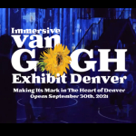 Immersive Van Gogh Exhibit Denver