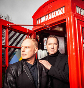 OMD 40 Years – Greatest Hits Tickets on Sale:  Friday, June 18 at 10am