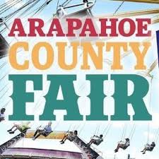 Staycation with Arapahoe County Fair – July 22nd thru 25th