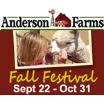 Join KOOL 105's Winston & Mel for Ultimate Zombie Paintball Battle at Anderson Farms – Saturday, September 25th from 7:30-9:30pm
