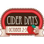City of Lakewood's 45th Annual Cider Days! October 2-3, 2021 from 10am-5pm