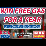 Win Free Gas for a Year with KOOL 105