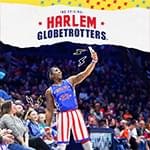 Harlem Globetrotters Ball Boy or Girl of the Day