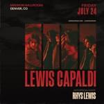Lewis Capaldi – Canceled
