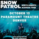 Snow Patrol SQ