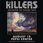 The Killers – Postponed