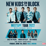 New Kids on the Block – June 10, 2022 at Ball Arena