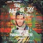 Andy Grammar – February 22, 2022 at The Paramount
