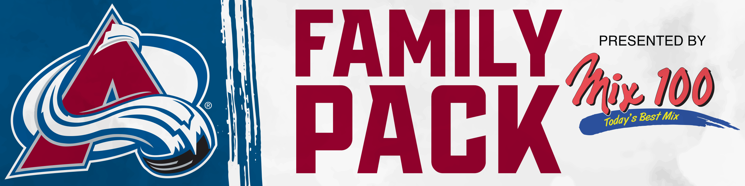 Avalanche Family Packs presented by MIX 100